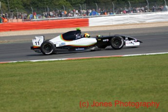 © Jones Photography 2011. World Series Renault – Silverstone, Sunday 21st August 2011. Formula Renault 3.5. Sten Pentus - Epic Racing. Digital Reference 0154DSC04575