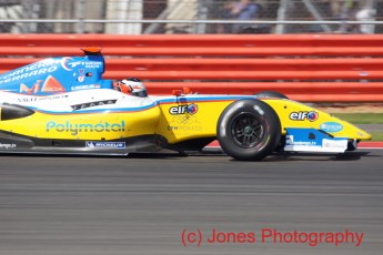 © Jones Photography 2011. World Series Renault – Silverstone, Sunday 21st August 2011. Formula Renault 3.5. Stephane Richelmi - International Draco Racing. Digital Reference 0154DSC04701
