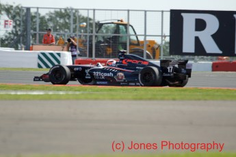 © Jones Photography 2011. World Series Renault – Silverstone, Sunday 21st August 2011. Formula Renault 3.5. Oliver Webb - Pons Racing. Digital Reference 0154DSC04755