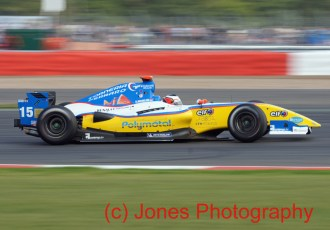 © Jones Photography 2011. World Series Renault – Silverstone, Sunday 21st August 2011. Formula Renault 3.5. Stephane Richelmi - International Draco Racing. Digital Reference 0154DSC04804