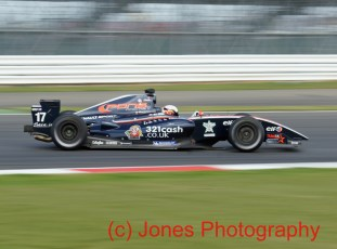 © Jones Photography 2011. World Series Renault – Silverstone, Sunday 21st August 2011. Formula Renault 3.5. Oliver Webb - Pons Racing. Digital Reference 0154DSC04809