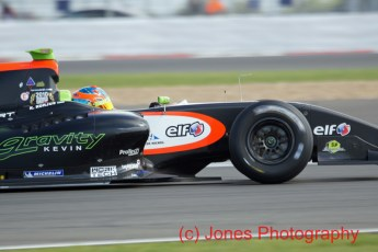 © Jones Photography 2011. World Series Renault – Silverstone, Sunday 21st August 2011. Formula Renault 3.5. Kevin Korus - Tech 1 Racing. Digital Reference 0154DSC04849