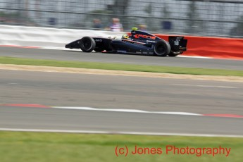 © Jones Photography 2011. World Series Renault – Silverstone, Sunday 21st August 2011. Formula Renault 3.5. Nick Yelloly - Pons Racing. Digital Reference 0154DSC04983