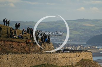 © North One Sport Ltd 2011 / Octane Photographic Ltd 2011. 10th November 2011 Wales Rally GB, WRC SS1 and SS2 Great Orme, Llandudno. Digital Ref : 0195CB1D8034