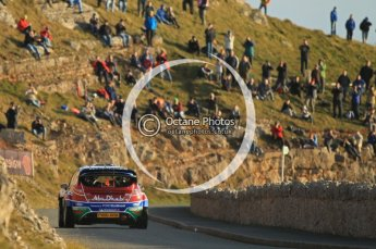 © North One Sport Ltd 2011 / Octane Photographic Ltd 2011. 10th November 2011 Wales Rally GB, WRC SS1 and SS2 Great Orme, Llandudno. Digital Ref : 0195cb1d8085