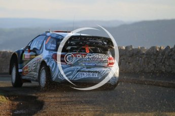© North One Sport Ltd 2011 / Octane Photographic Ltd 2011. 10th November 2011 Wales Rally GB, WRC SS1 and SS2 Great Orme, Llandudno. Digital Ref : 0195cb1d8184
