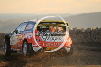 © North One Sport Ltd 2011 / Octane Photographic Ltd 2011. 10th November 2011 Wales Rally GB, WRC SS1 and SS2 Great Orme, Llandudno. Digital Ref : 0195cb1d8307