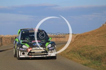 © North One Sport Ltd 2011 / Octane Photographic Ltd 2011. 10th November 2011 Wales Rally GB, WRC SS1 and SS2 Great Orme, Llandudno. Digital Ref : 0195cb1d8379