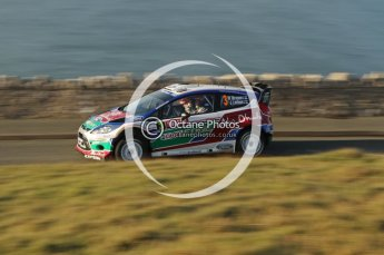 © North One Sport Ltd 2011 / Octane Photographic Ltd 2011. 10th November 2011 Wales Rally GB, WRC SS1 and SS2 Great Orme, Llandudno. Digital Ref : 0195lw7d1906