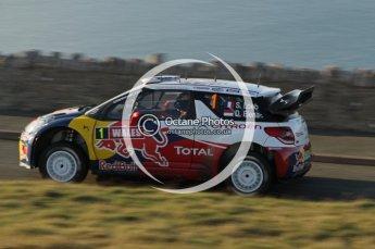 © North One Sport Ltd 2011 / Octane Photographic Ltd 2011. 10th November 2011 Wales Rally GB, WRC SS1 and SS2 Great Orme, Llandudno. Digital Ref : 0195lw7d2005