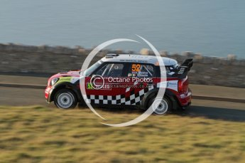© North One Sport Ltd 2011 / Octane Photographic Ltd 2011. 10th November 2011 Wales Rally GB, WRC SS1 and SS2 Great Orme, Llandudno. Digital Ref : 0195lw7d2061