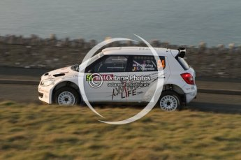 © North One Sport Ltd 2011 / Octane Photographic Ltd 2011. 10th November 2011 Wales Rally GB, WRC SS1 and SS2 Great Orme, Llandudno. Digital Ref :