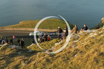 © North One Sport Ltd 2011 / Octane Photographic Ltd 2011. 10th November 2011 Wales Rally GB, WRC SS1 and SS2 Great Orme, Llandudno. Digital Ref : 0195lw7d2378