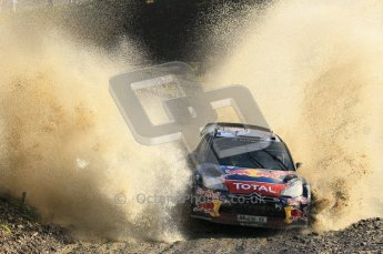 © North One Sport Ltd 2011 / Octane Photographic Ltd 2011. 12th November 2011 Wales Rally GB, WRC SS13 Sweet Lamb. Digital Ref : 0199cb1d8857