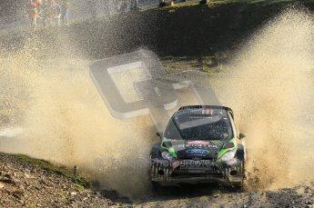 © North One Sport Ltd 2011 / Octane Photographic Ltd 2011. 12th November 2011 Wales Rally GB, WRC SS13 Sweet Lamb. Digital Ref : 0199cb1d8900