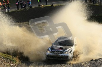 © North One Sport Ltd 2011 / Octane Photographic Ltd 2011. 12th November 2011 Wales Rally GB, WRC SS13 Sweet Lamb. Digital Ref : 0199cb1d8912