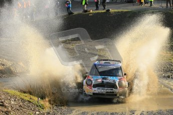 © North One Sport Ltd 2011 / Octane Photographic Ltd 2011. 12th November 2011 Wales Rally GB, WRC SS13 Sweet Lamb. Digital Ref : 0199cb1d8926
