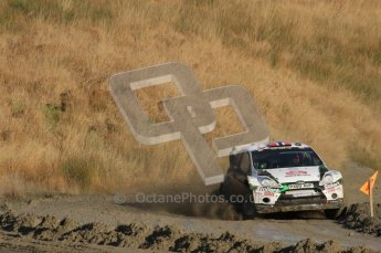 © North One Sport Ltd 2011 / Octane Photographic Ltd 2011. 12th November 2011 Wales Rally GB, WRC SS13 Sweet Lamb. Digital Ref : 0199lw7d9223