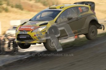© North One Sport Ltd 2011 / Octane Photographic Ltd 2011. 12th November 2011 Wales Rally GB, WRC SS13 Sweet Lamb. Digital Ref : 0199lw7d9295