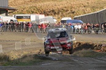 © North One Sport Ltd 2011 / Octane Photographic Ltd 2011. 12th November 2011 Wales Rally GB, WRC SS13 Sweet Lamb. Digital Ref : 0199lw7d9364