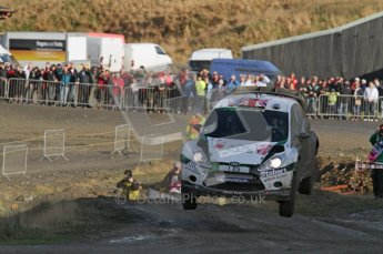 © North One Sport Ltd 2011 / Octane Photographic Ltd 2011. 12th November 2011 Wales Rally GB, WRC SS13 Sweet Lamb. Digital Ref : 0199lw7d9409