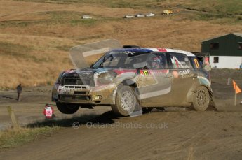 © North One Sport Ltd 2011 / Octane Photographic Ltd 2011. 12th November 2011 Wales Rally GB, WRC SS13 Sweet Lamb. Digital Ref : 0199lw7d9685