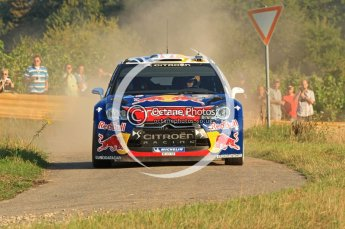 © North One Sport Ltd.2011/Octane Photographic Ltd. WRC Germany – Shakedown stage Thursday 18th August 2011. Digital Ref : 0147CB7D0112