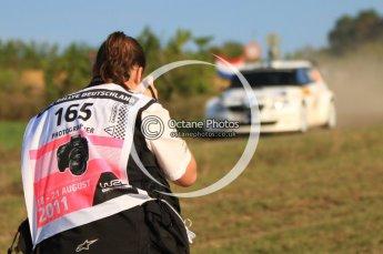 © North One Sport Ltd.2011/Octane Photographic Ltd. WRC Germany – Shakedown stage Thursday 18th August 2011. Digital Ref : 0147CB7D0222