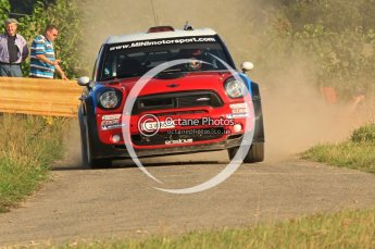 © North One Sport Ltd.2011/Octane Photographic Ltd. WRC Germany – Shakedown stage Thursday 18th August 2011. Digital Ref : 0147CB7D0272