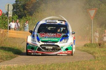 © North One Sport Ltd.2011/Octane Photographic Ltd. WRC Germany – Shakedown stage Thursday 18th August 2011. Digital Ref : 0147CB7D0296