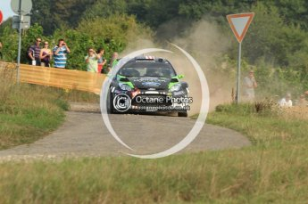 © North One Sport Ltd.2011/Octane Photographic Ltd. WRC Germany – Shakedown stage Thursday 18th August 2011. Digital Ref : 0147CB7D0381
