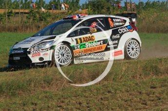 © North One Sport Ltd.2011/Octane Photographic Ltd. WRC Germany – Shakedown stage Thursday 18th August 2011. Digital Ref : 0147LW7D0033