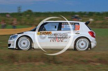 © North One Sport Ltd.2011/Octane Photographic Ltd. WRC Germany – Shakedown stage Thursday 18th August 2011. Digital Ref : 0147LW7D0161