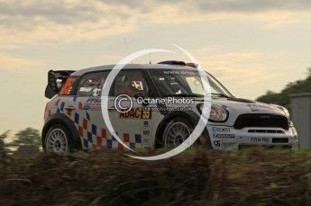 © North One Sport Ltd.2011/Octane Photographic Ltd. WRC Germany – Shakedown stage Thursday 18th August 2011. Digital Ref : 0147LW7D0313