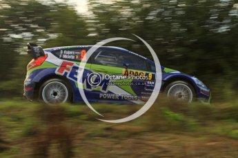 © North One Sport Ltd.2011/Octane Photographic Ltd. WRC Germany – Shakedown stage Thursday 18th August 2011. Digital Ref : 0147LW7D0359
