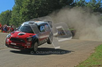 © North One Sport Ltd.2011/Octane Photographic Ltd. WRC Germany – SS11 - Hermeskeil_Gusenburg II - Saturday 20th August 2011. Digital Ref : 0151LW7D0055