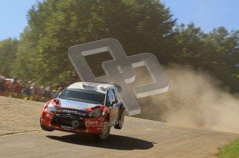 © North One Sport Ltd.2011/Octane Photographic Ltd. WRC Germany – SS11 - Hermeskeil_Gusenburg II - Saturday 20th August 2011. Digital Ref : 0151LW7D0063