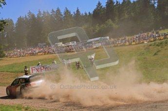 © North One Sport Ltd.2011/Octane Photographic Ltd. WRC Germany – SS11 - Hermeskeil_Gusenburg II - Saturday 20th August 2011. Digital Ref : 0151LW7D0070