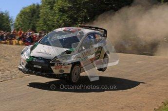 © North One Sport Ltd.2011/Octane Photographic Ltd. WRC Germany – SS11 - Hermeskeil_Gusenburg II - Saturday 20th August 2011. Digital Ref : 0151LW7D0109