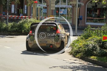 © North One Sport Ltd.2011/Octane Photographic Ltd. WRC Germany – SS19 - Circus Maximus - Sunday 21st August 2011. Digital Ref : 0152CB1D6076