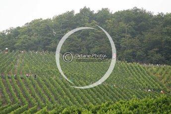 © North One Sport Ltd.2011/Octane Photographic Ltd. WRC Germany – SS3 - Moselland I - Friday 19th August 2011. Digital Ref : 0148CB1D4628