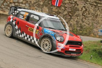 © North One Sport Ltd.2011/Octane Photographic Ltd. WRC Germany – SS3 - Moselland I - Friday 19th August 2011. Digital Ref : 0148CB1D4733