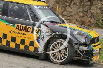 © North One Sport Ltd.2011/Octane Photographic Ltd. WRC Germany – SS3 - Moselland I - Friday 19th August 2011. Digital Ref : 0148CB1D4781