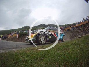 © North One Sport Ltd.2011/Octane Photographic Ltd. WRC Germany – SS3 - Moselland I - Friday 19th August 2011. Digital Ref : 0148GP000010