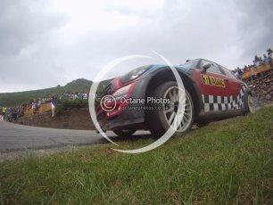 © North One Sport Ltd.2011/Octane Photographic Ltd. WRC Germany – SS3 - Moselland I - Friday 19th August 2011. Digital Ref : 0148GP000015