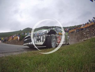 © North One Sport Ltd.2011/Octane Photographic Ltd. WRC Germany – SS3 - Moselland I - Friday 19th August 2011. Digital Ref : 0148GP000016