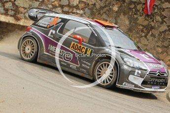 © North One Sport Ltd.2011/Octane Photographic Ltd. WRC Germany – SS3 - Moselland I - Friday 19th August 2011. Digital Ref : 0148LW7D0358