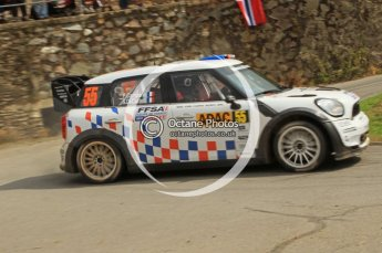 © North One Sport Ltd.2011/Octane Photographic Ltd. WRC Germany – SS3 - Moselland I - Friday 19th August 2011. Digital Ref : 0148LW7D0393