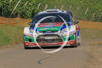 © North One Sport Ltd.2011/Octane Photographic Ltd. WRC Germany – SS6 - Moselland II - Friday 19th August 2011. Digital Ref : 0149CB1D5032