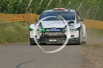 © North One Sport Ltd.2011/Octane Photographic Ltd. WRC Germany – SS6 - Moselland II - Friday 19th August 2011. Digital Ref : 0149CB1D5069
